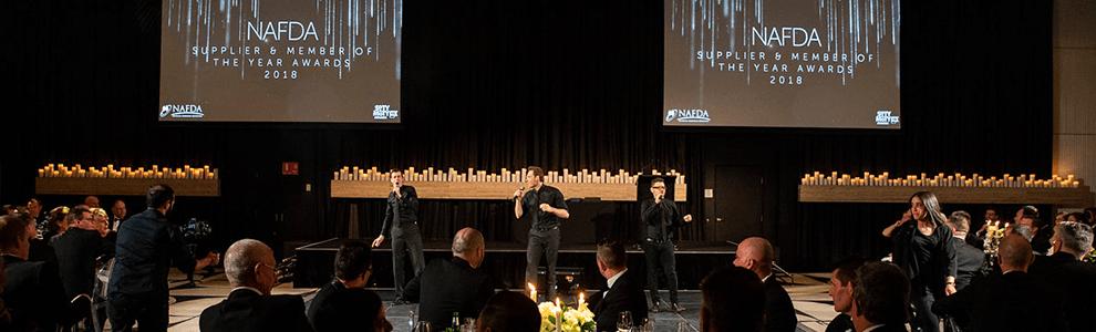 NAFDA Foodservice SoTY MoTY Awards 2018