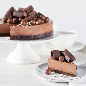 Bega Dairymont Chocolate Cheesecake