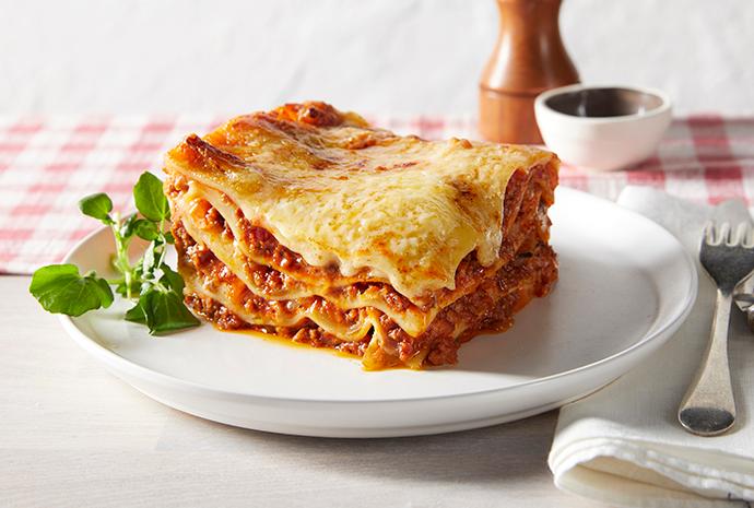Bega Dairymont Lasagne