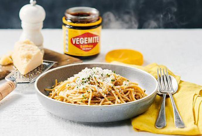 Vegemite Cheese Pasta