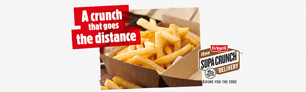 A crunch that goes the distance – Edgell Delivery Chip!