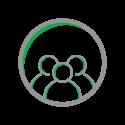 NAFDA Foodservice Members Grey Icon